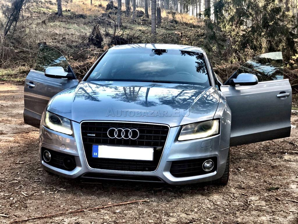 Audi A5 Sportback 3.0 TDI Quattro S-tronic
