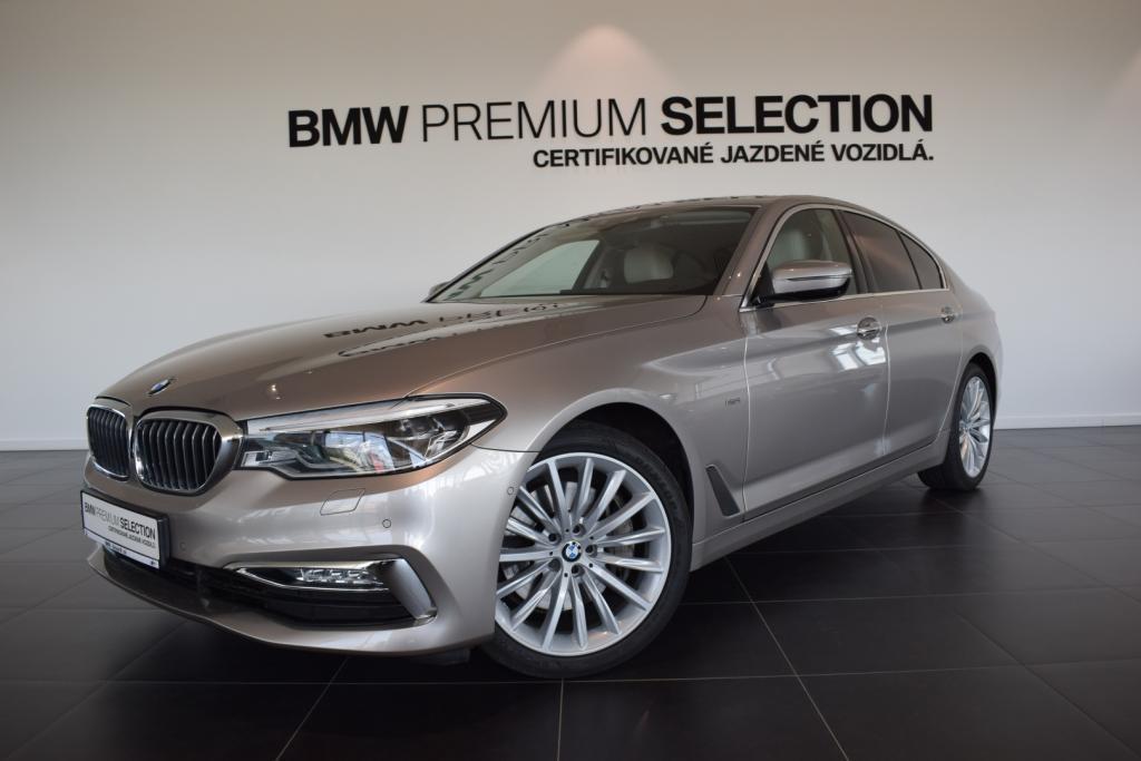 BMW rad 5 540i xDrive Luxury Line (G30)