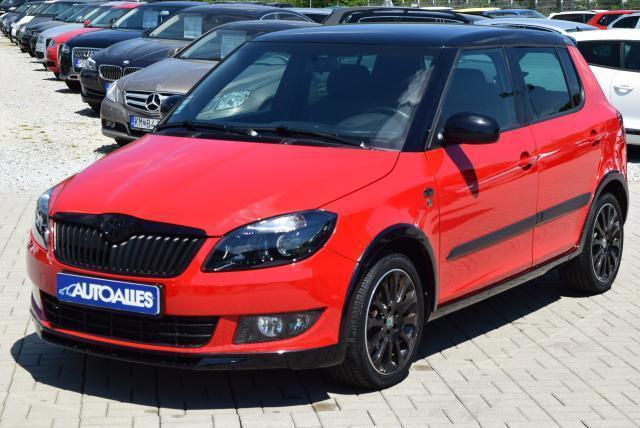 Škoda Fabia 1.2 TSi  63 kW MONTE CARLO