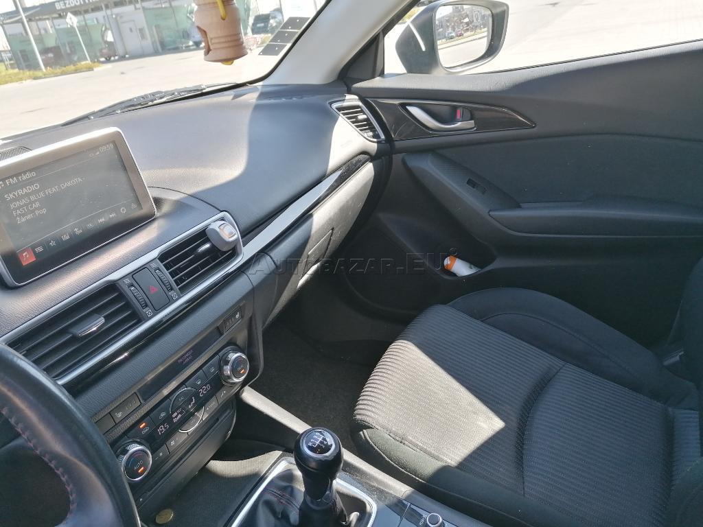 Mazda 3 2.2 Skyactiv -D150 Revolution