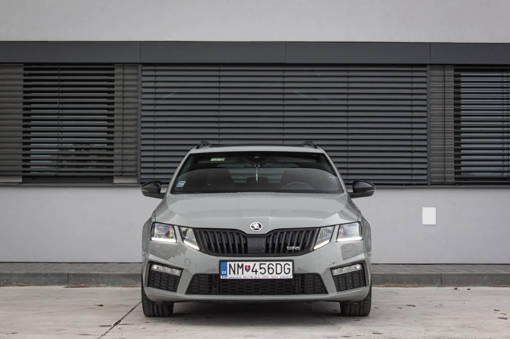 Škoda Octavia Combi 2.0 TDI RS DSG