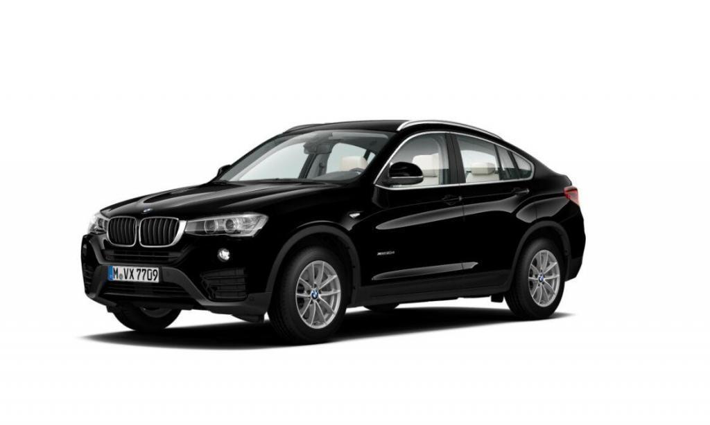 BMW X4 xDrive20d (F26)