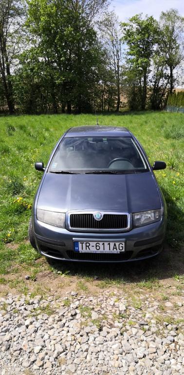 Škoda Fabia Škoda fabia