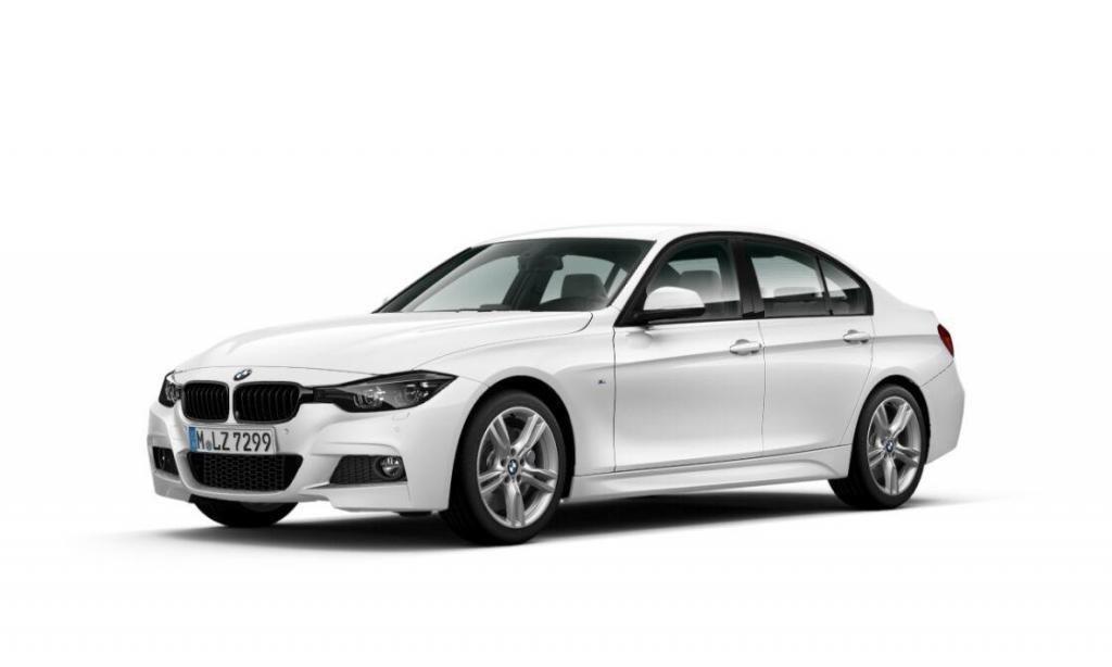 BMW rad 3 335d xDrive M Sport (F30)
