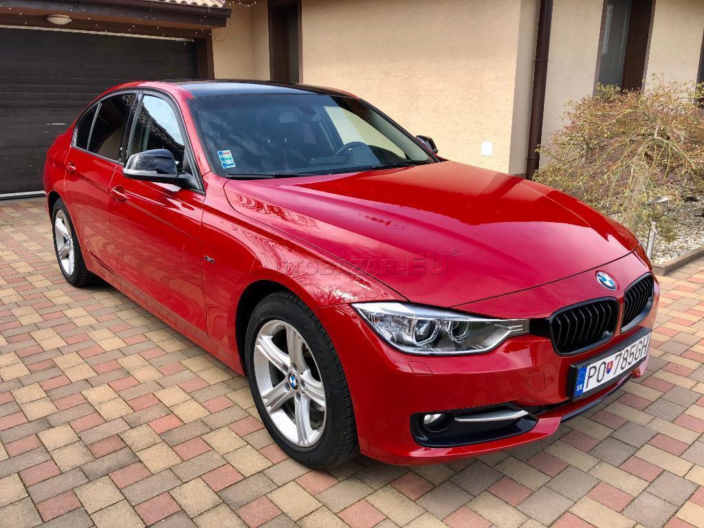 BMW rad 3 318d (F30)