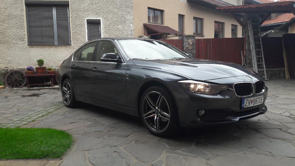 BMW rad 3 F30 318D