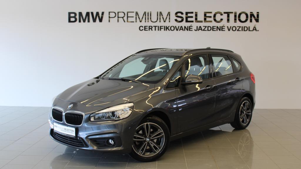 BMW rad 2 Active Tourer 218i Advantage (F45)