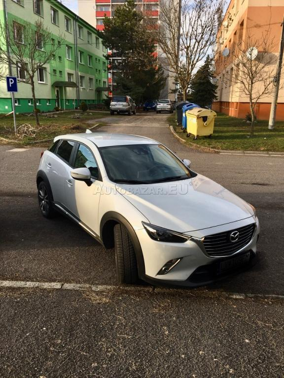 Mazda CX-3 1.5 Skyactiv-D105 Revolution TOP AWD A/T