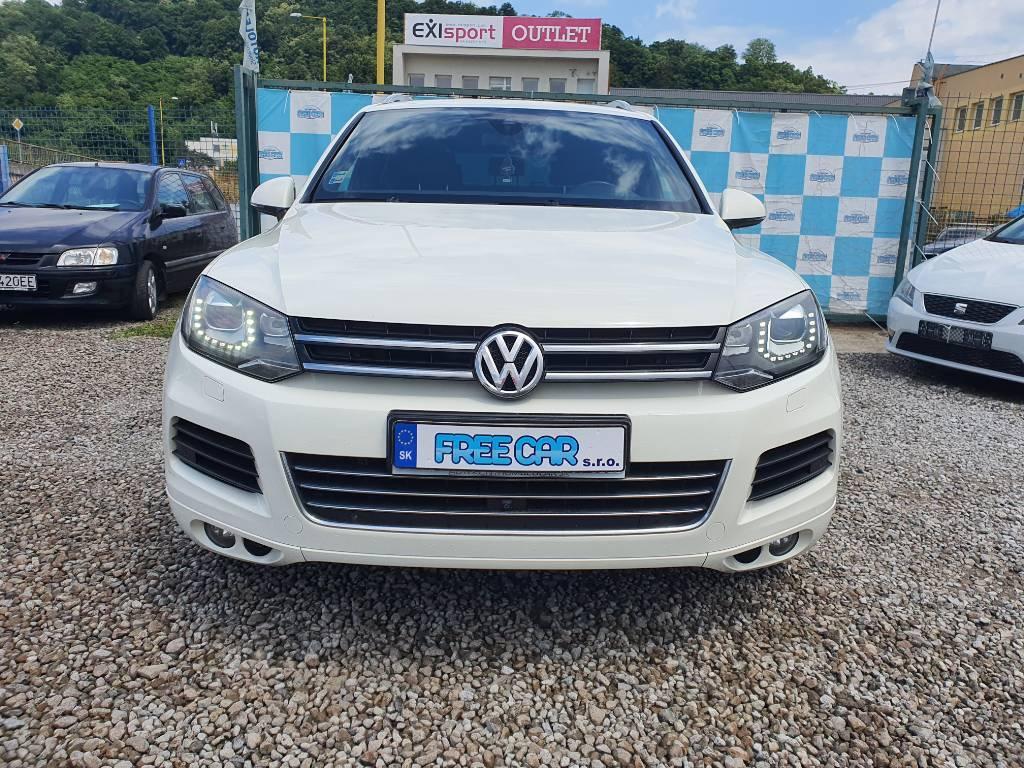 Volkswagen Touareg II 3.0 V6 TDI 240k BlueMotion Technology Premium