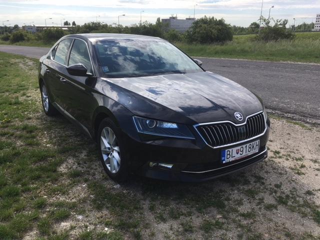 Škoda Superb 2.0 TDI Style DSG EU6