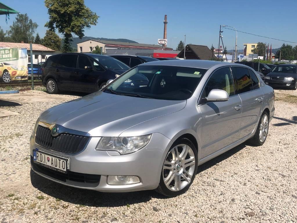 Škoda Superb 2.0 TDI PD Comfort