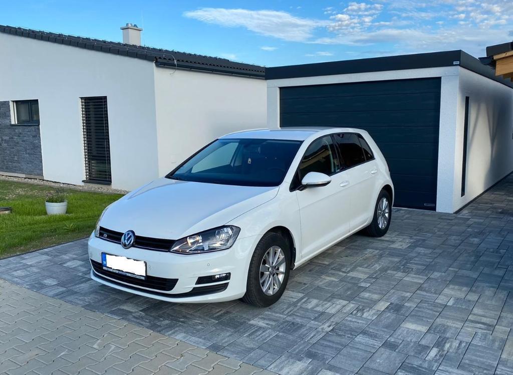 Volkswagen Golf VII 1.6 TDI BMT 105k Comfortline