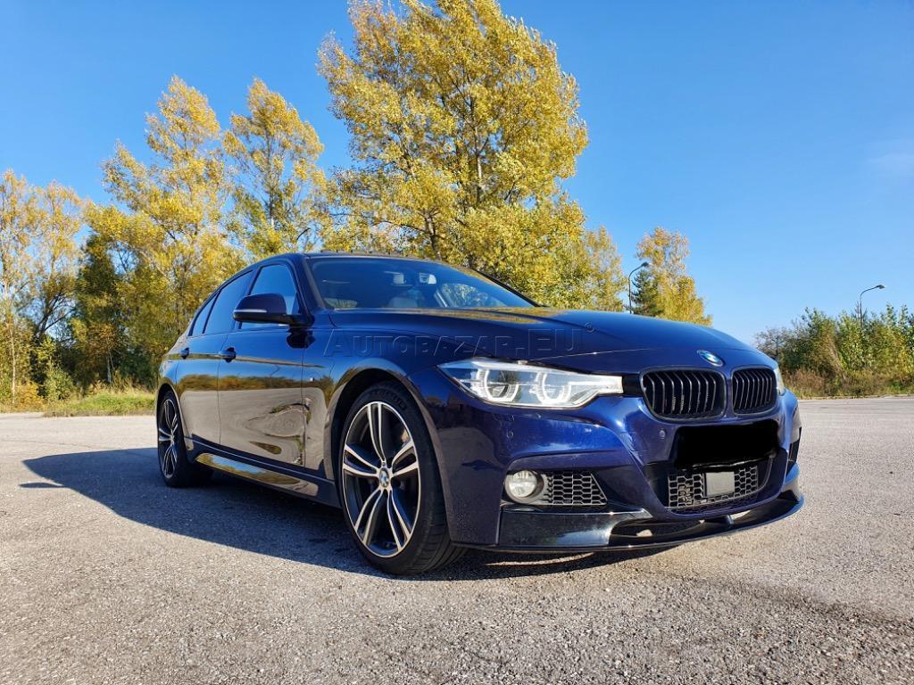 BMW rad 3 340i xDrive M Sport A/T (F30 mod.15)