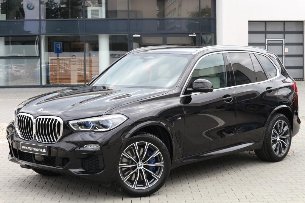 BMW X5 xDrive30d M Sport (G05)