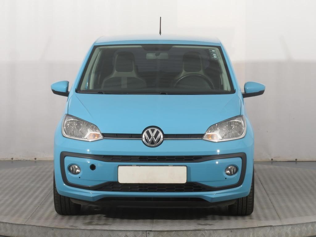 Volkswagen Up 1.0 MPi, SR,2.maj, Serv.kniha, Klíma