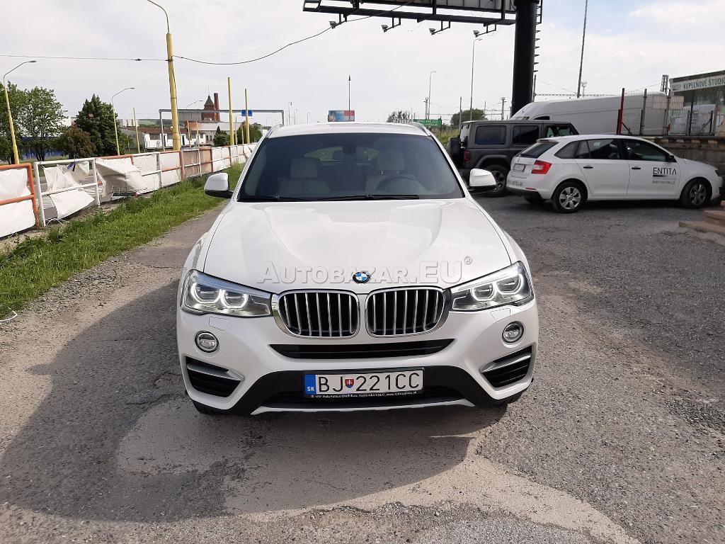 BMW X4 XDrive20d xLine A/T (F26)
