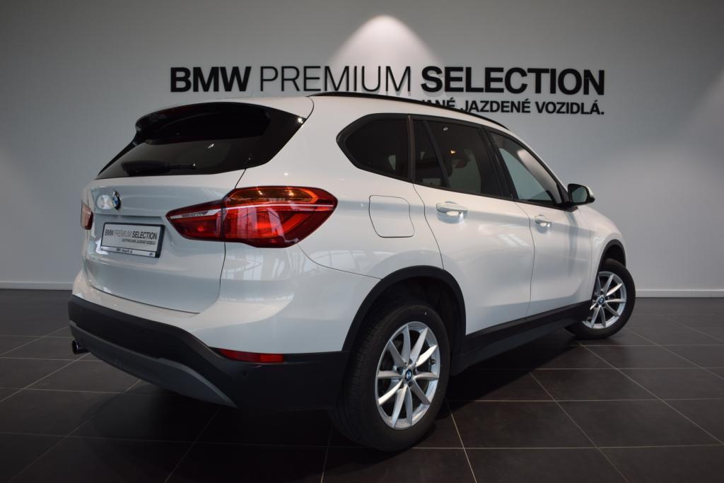 BMW X1 xDrive18d Advantage (F48)