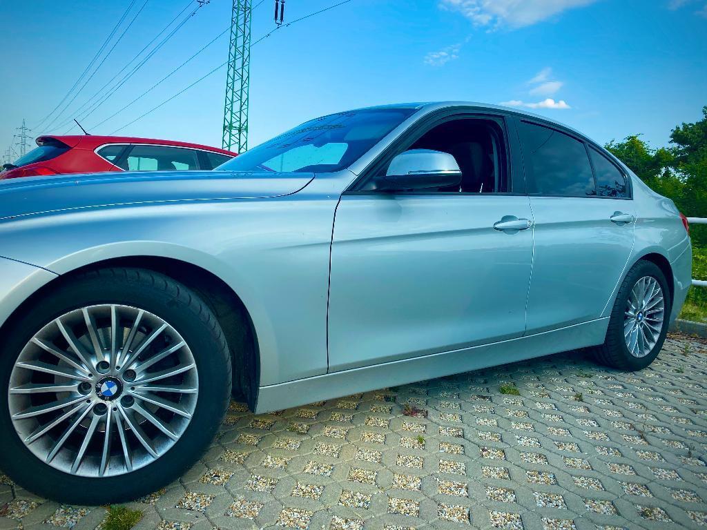 BMW rad 3 320d (F30)