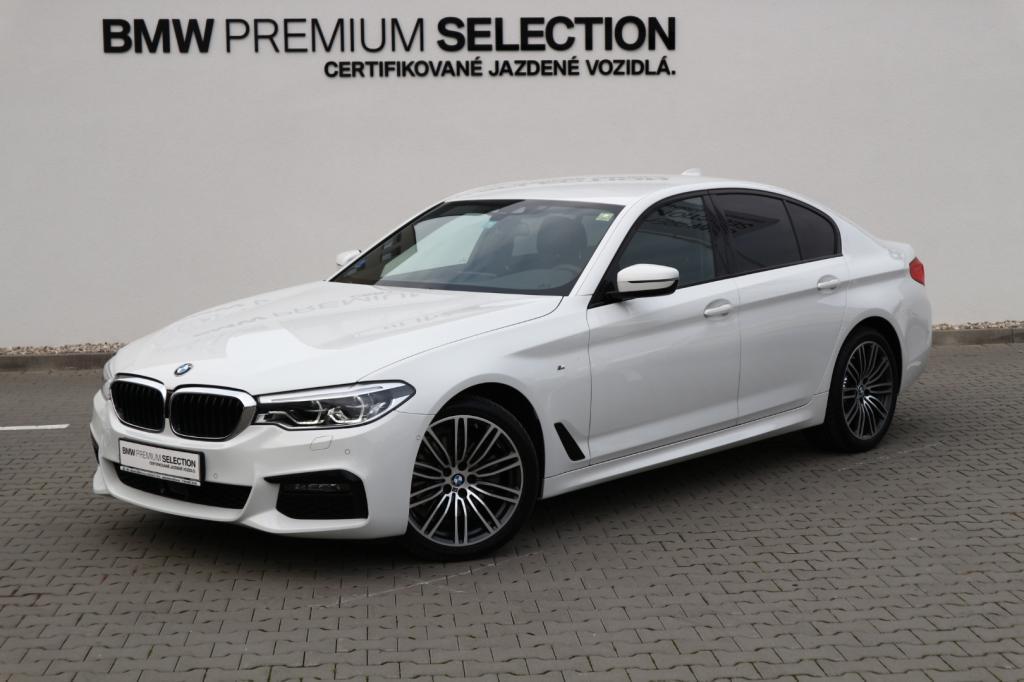 BMW rad 5 520d xDrive M Sport (G30)