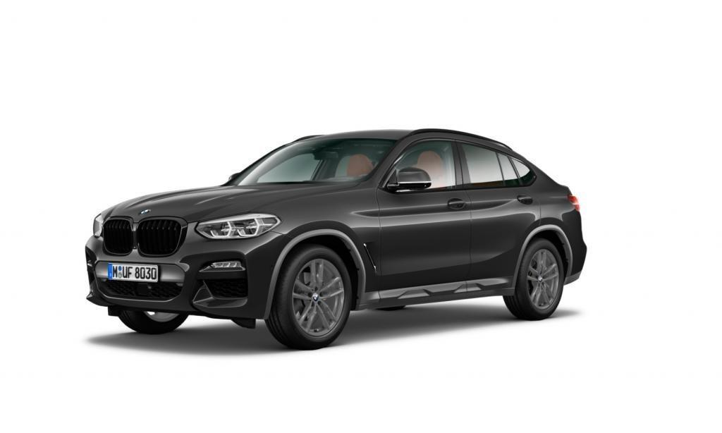 BMW X4 xDrive20d M Sport X Individuál (G02)