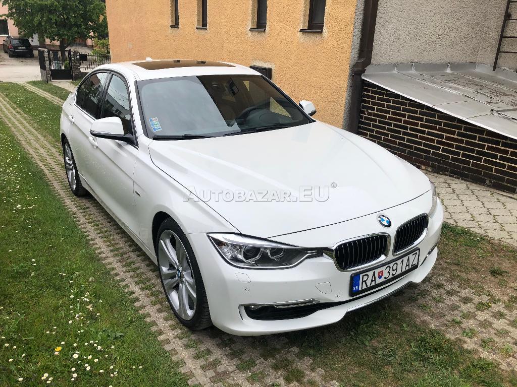 BMW rad 3 330d F30