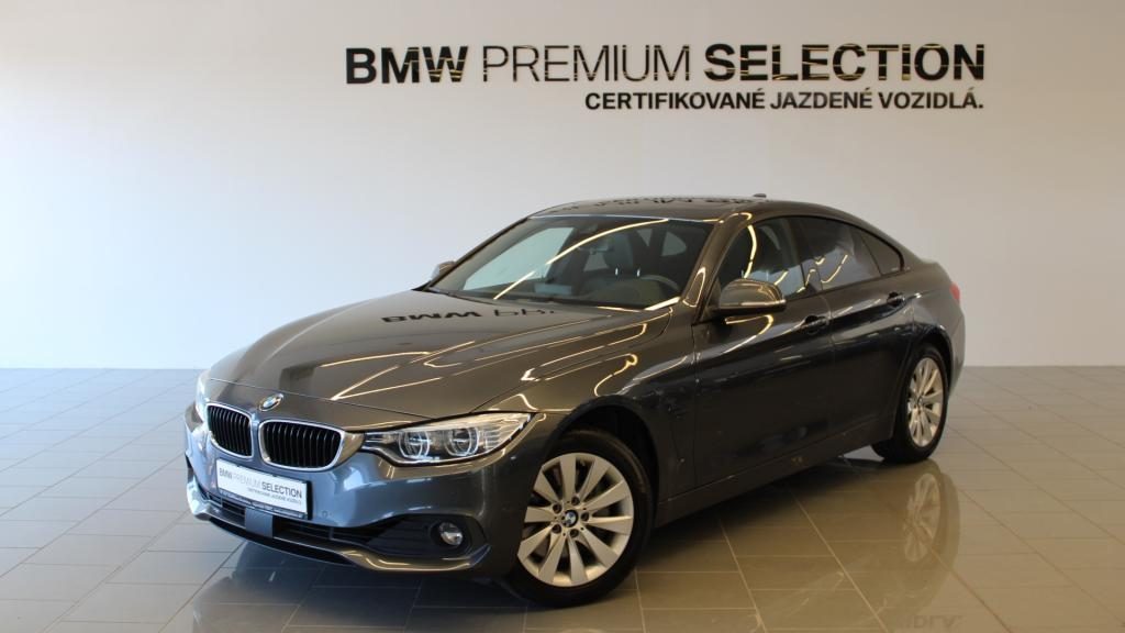 BMW rad 4 Gran Coupé 435d xDrive Advantage (F36)