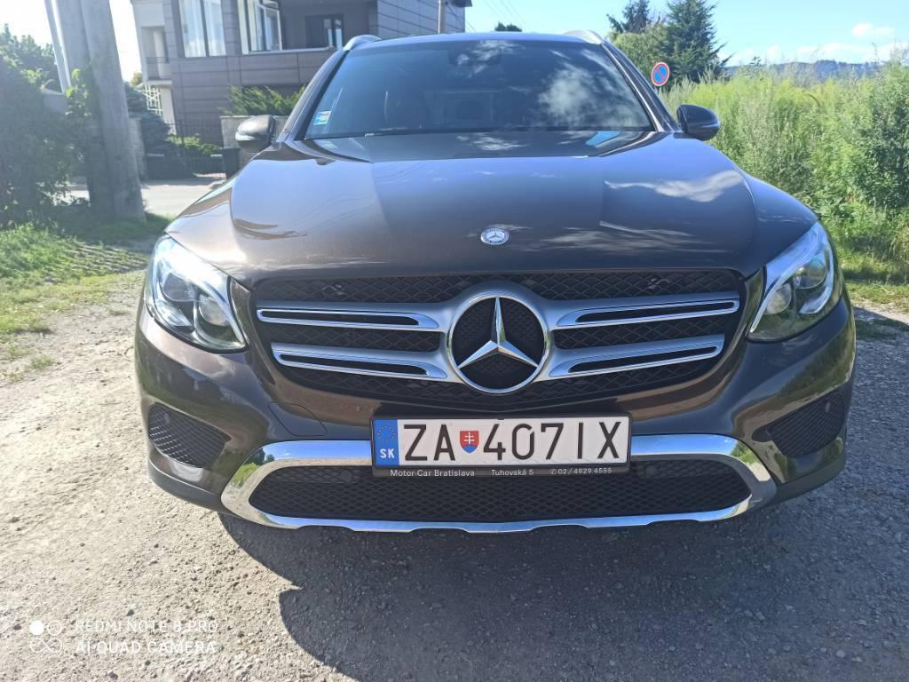 Mercedes-Benz GLC SUV 250 4MATIC A/T