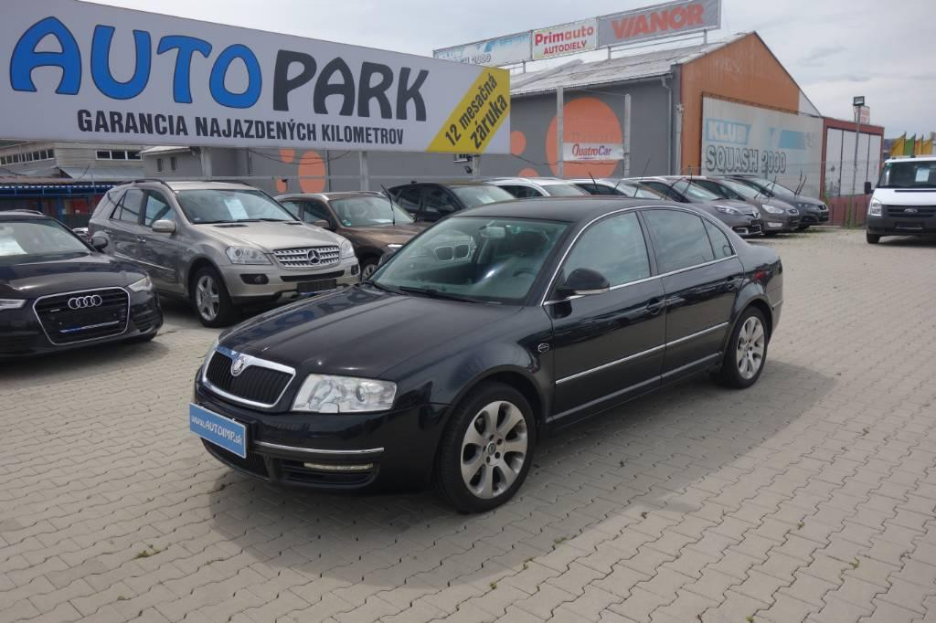 Škoda Superb 2.0 TDI L&K DPF