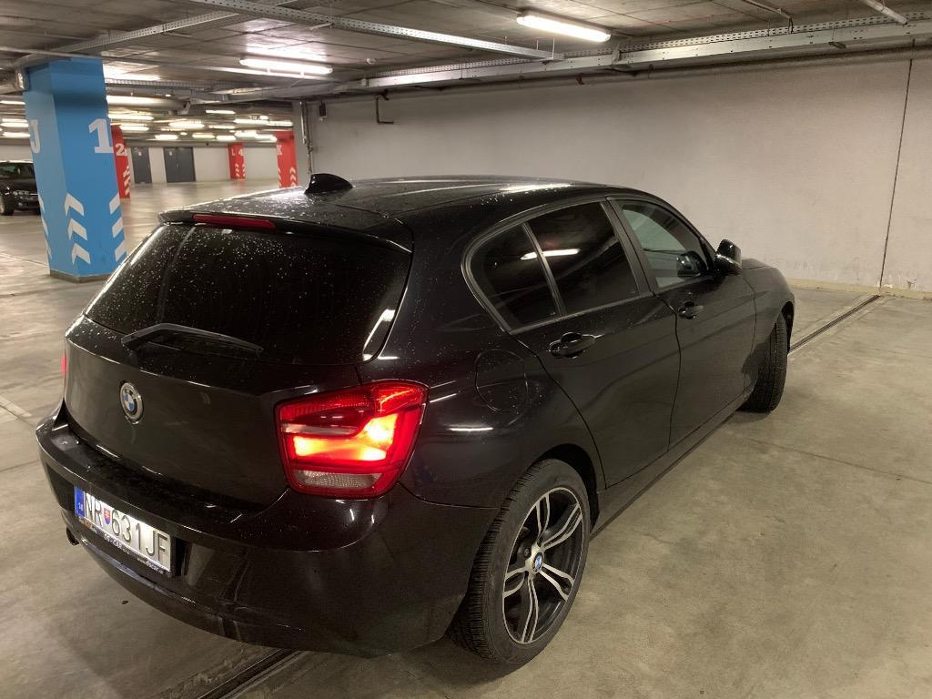 BMW rad 1 116d A/T (F20)