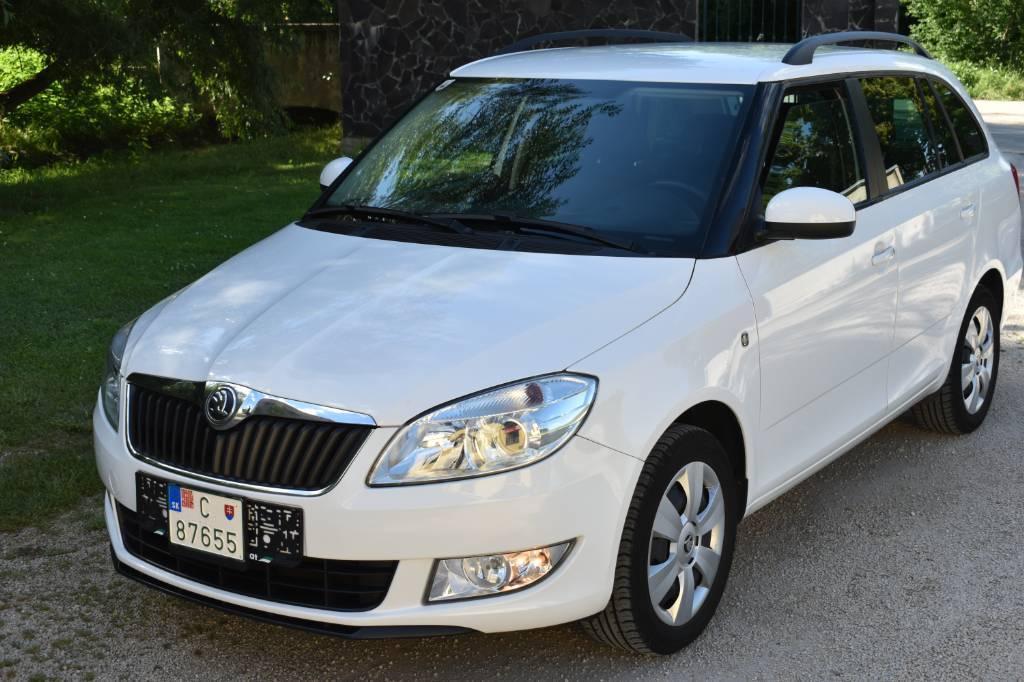 Škoda Fabia Combi 1.2 TSI 105k Max DSG AUTOMAT 7