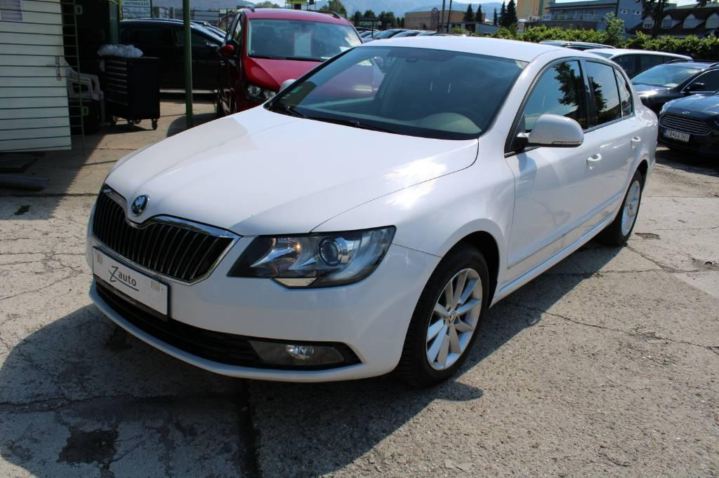 Škoda Superb 1.6 TDI CR DPF Comfort