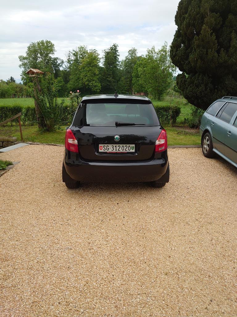 Škoda Fabia 1.2 TSI 105k Ambiente DSG