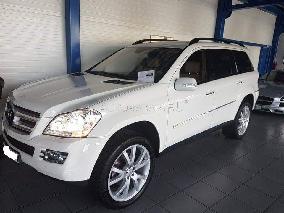 Mercedes GL trieda 350 BlueTEC 4matic