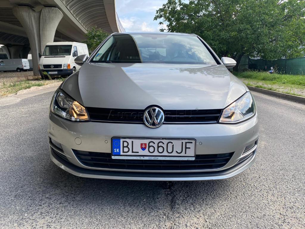Volkswagen Golf VII 1.2 TSI BMT 105k R-Line Comfortline DSG