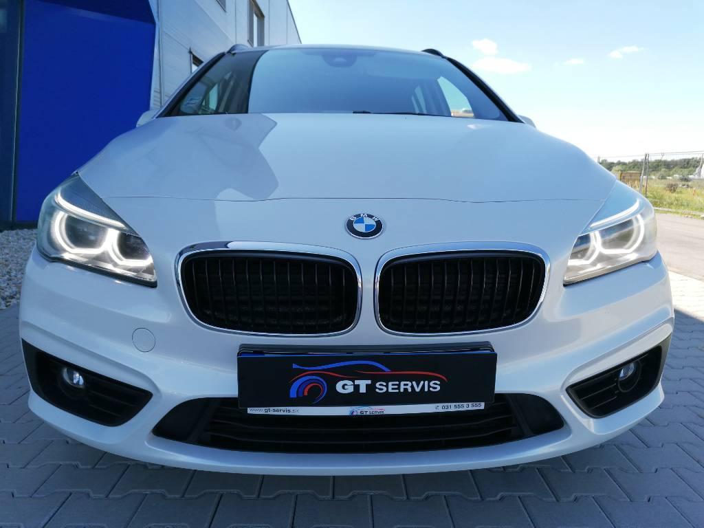BMW Rad 2 Gran Tourer 2   218d xDrive Advantage A/T