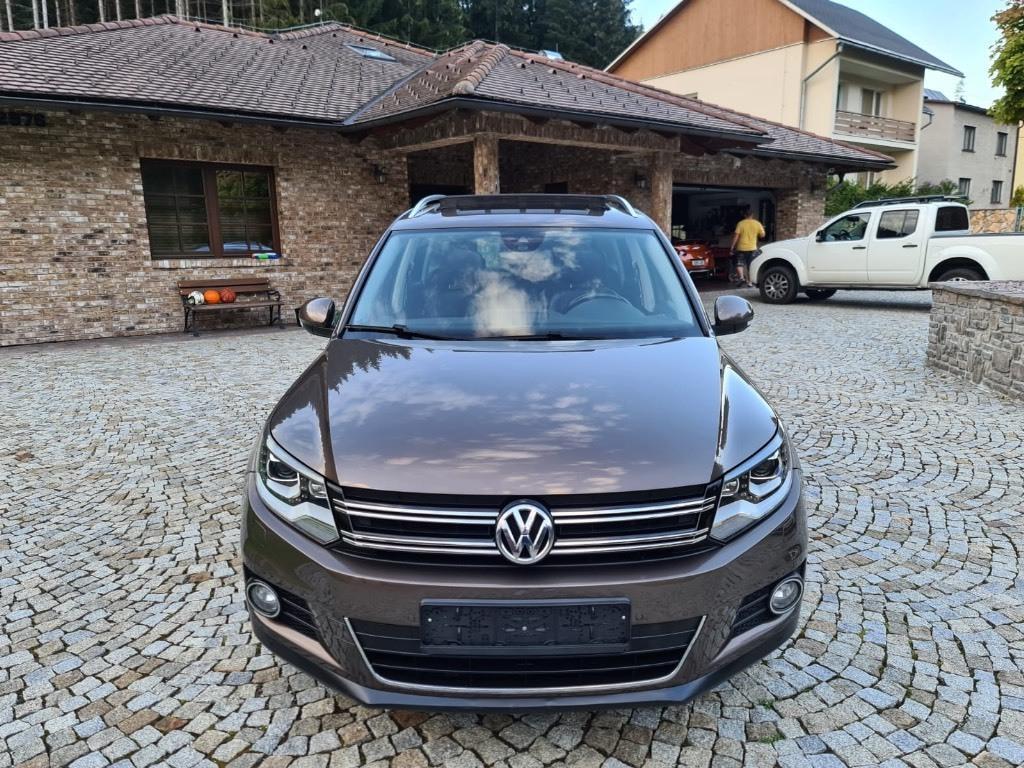 Volkswagen Tiguan 2.0 CR TDI 177k 4-Motion Sport&Style DSG