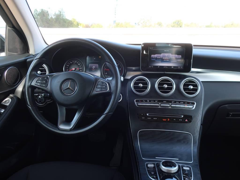 Mercedes-Benz GLC SUV 250d 4MATIC A/T