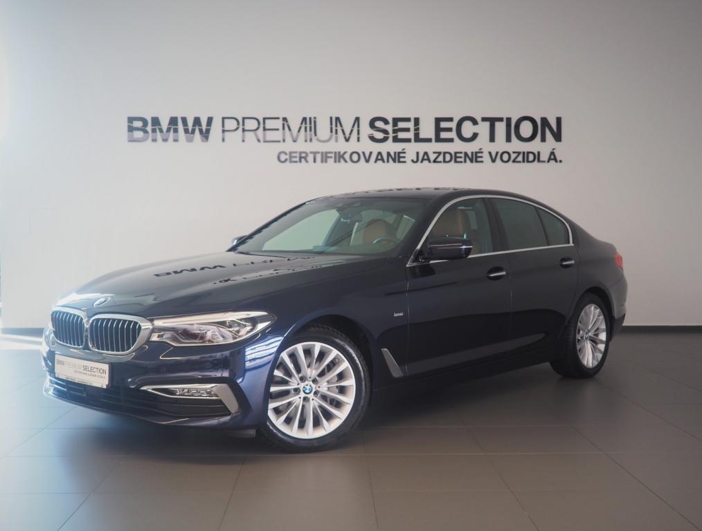 BMW rad 5 540i Luxury Line (G30)