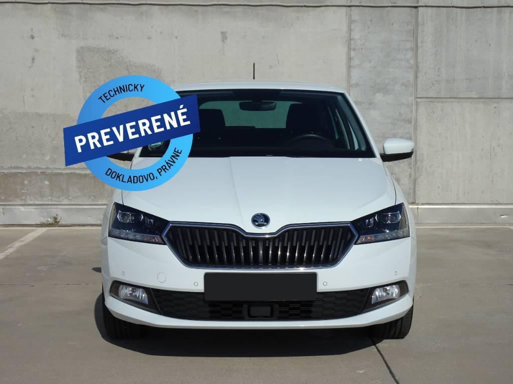 Škoda Fabia Combi SOLEIL LIMITED EDITION