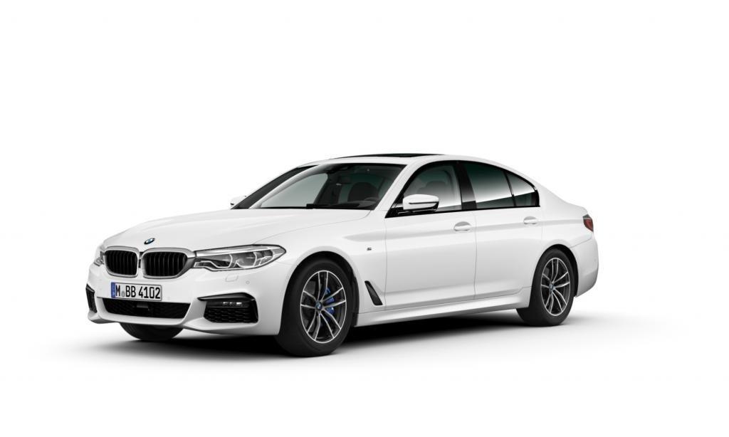 BMW rad 5 530d xDrive M Sport (G30)