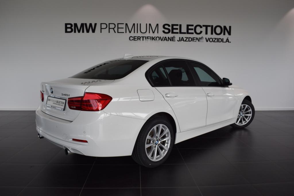 BMW rad 3 340i xDrive Advantage (F30)
