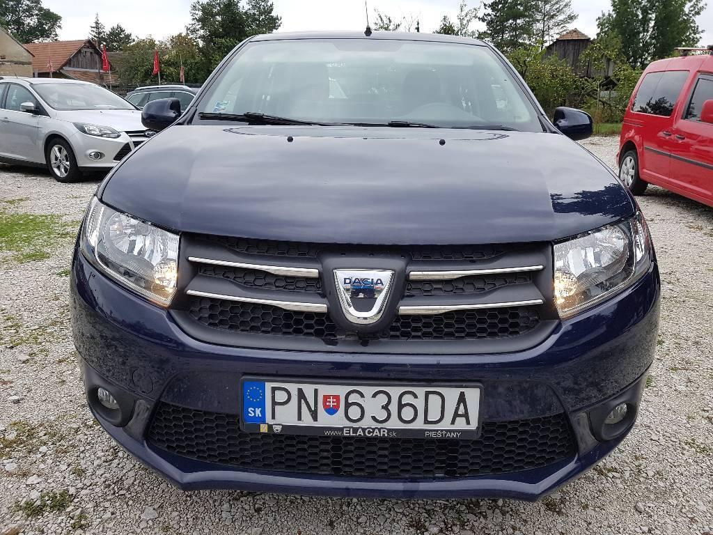 Dacia Logan 1.2 16V Arctica