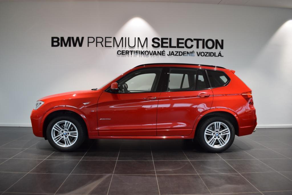 BMW X3 xDrive20d M Sport (F25)