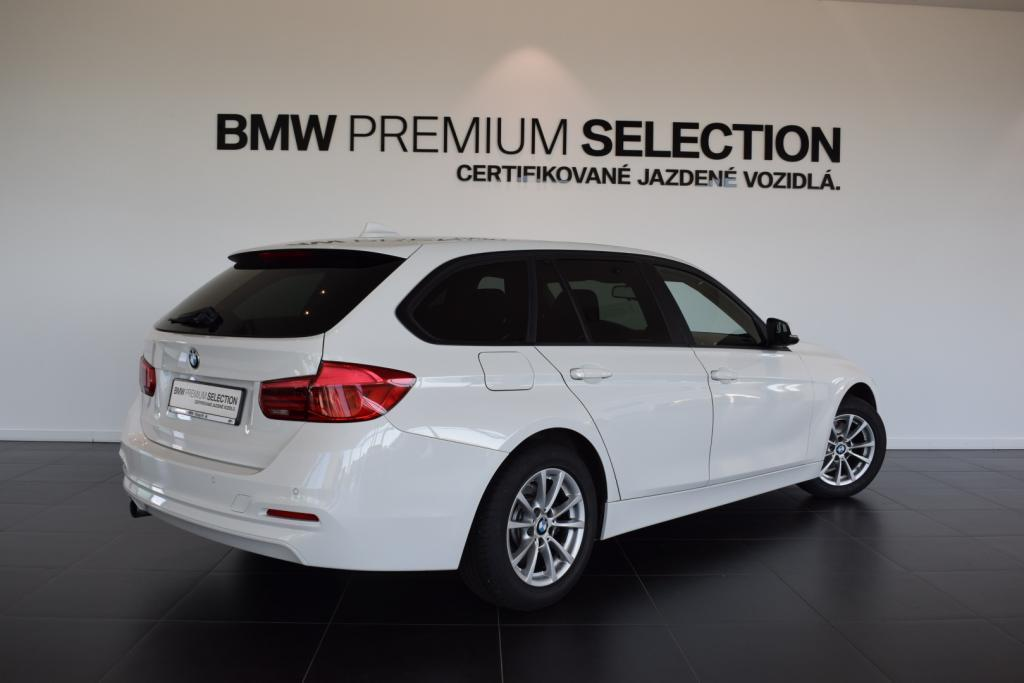 BMW rad 3 Touring 318i Advantage (F31)