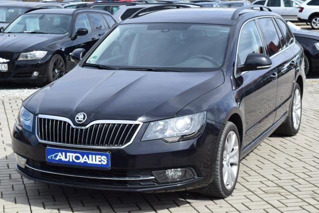 Škoda Superb Combi 2,0 TDi DSG  125 kW AMBITION