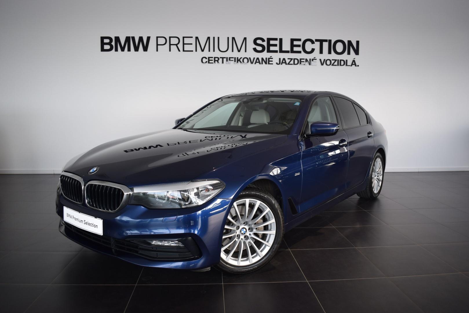 BMW rad 5 530d xDrive Sport Line (G30)