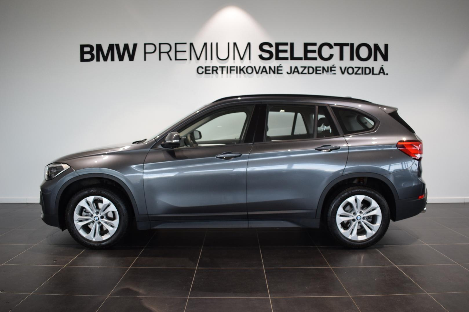 BMW X1 xDrive 18 d Advantage (F48)