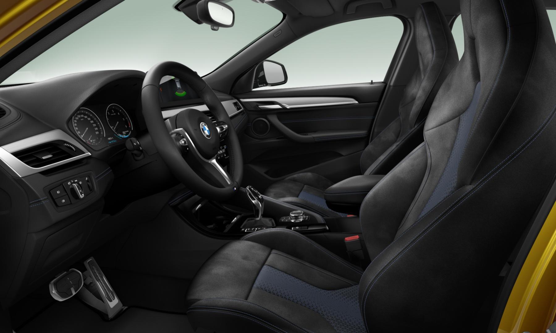 BMW X2 xDrive18d M Sport (F39)