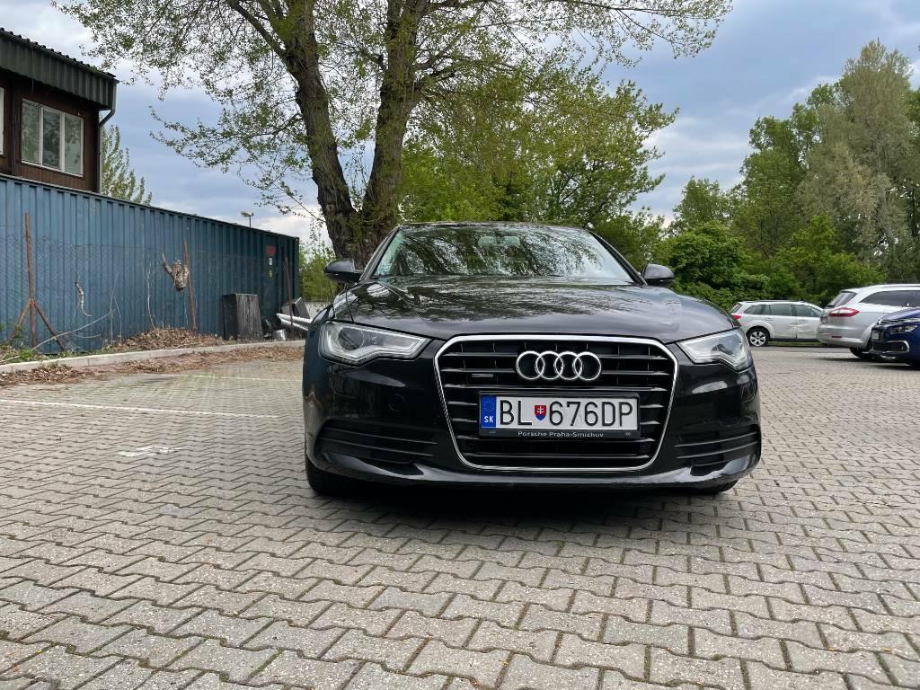 Audi A6 3.0 TDI DPF 245k quattro S tronic