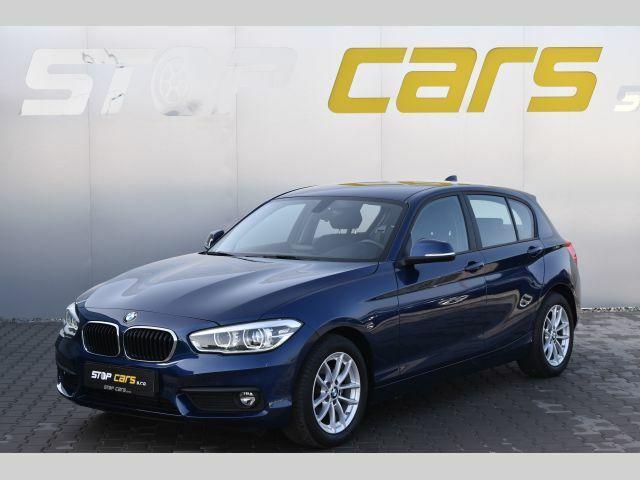 BMW Řada 1 118i *AUTOMAT*LED*NAVI*